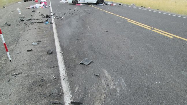 Police: Head-on crash in Malheur County kills one