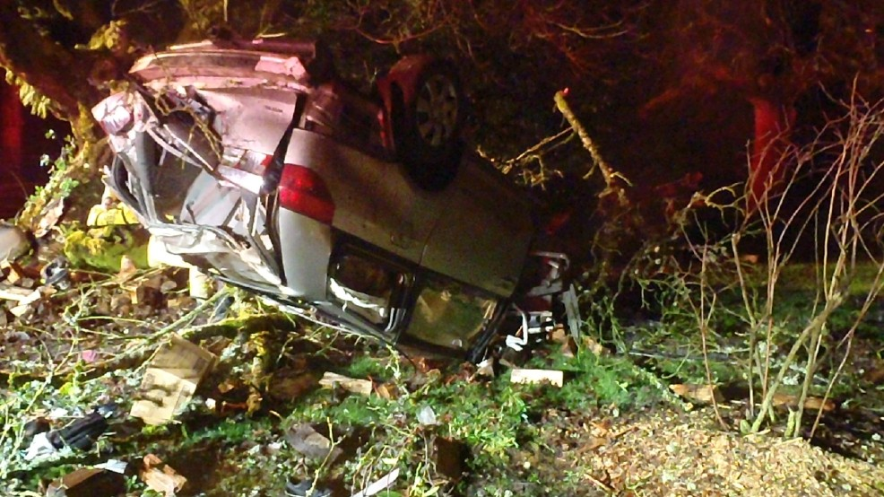 Sheriff: 'Alcohol & drugs may have been factors' in Hwy 20