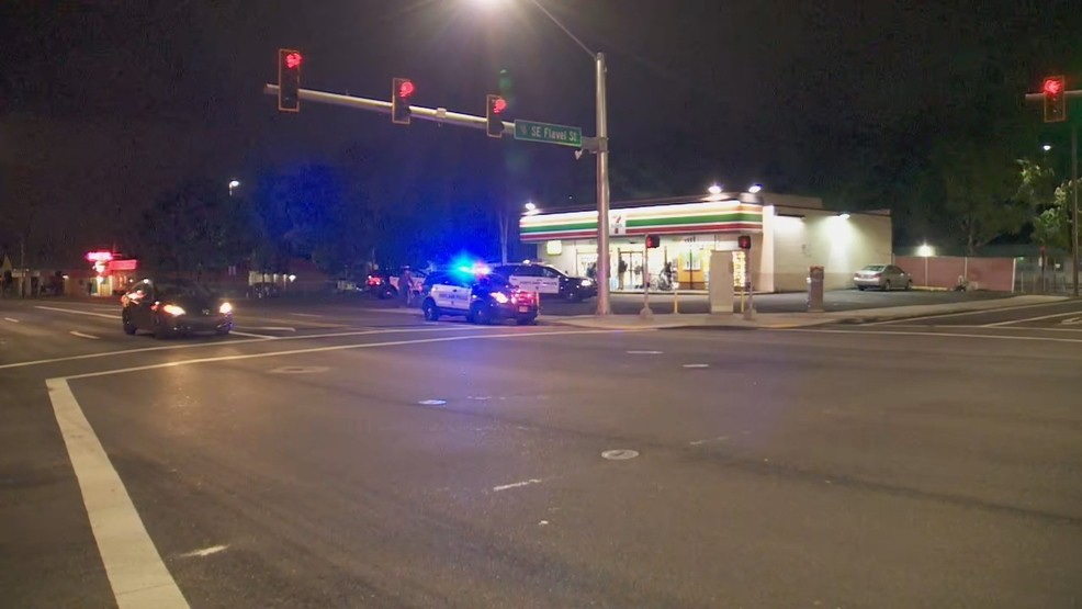 Police say one person shot in Southeast Portland | KMTR