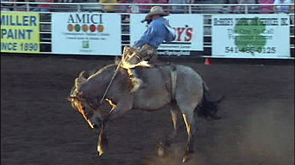 eugene pro rodeo everyone you re going to see here is a professional athlete kmtr kmtr