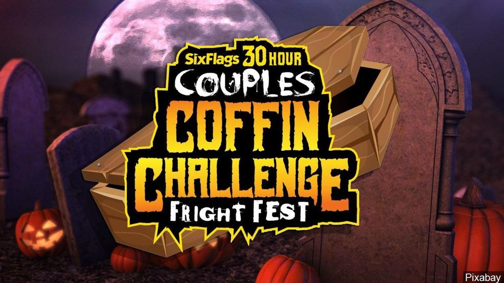 Six Flags America introducing 30-hour couples coffin