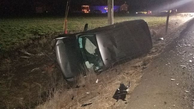 Police: Albany woman dies in head-on crash on Hwy 20 in Linn County